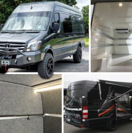 Modification de Sprinter